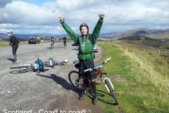 Coast to coast challenge - Scotland