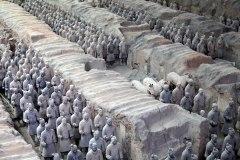 Terracotta Warriors - near Xi'an