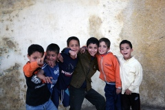 Moroccan kids